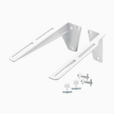 WALLBRACKETS 260MM FOR WASHBAS