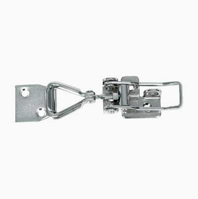 HASP AND STAPLES 75MM