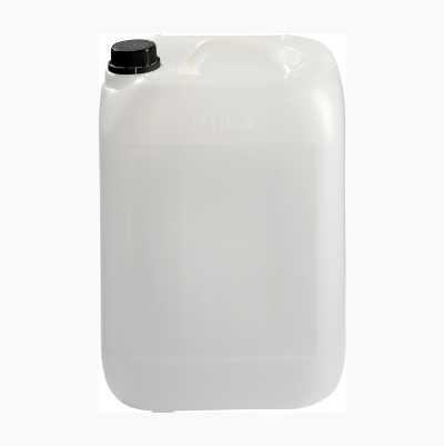 PLASTIC CAN 10L TRANSP