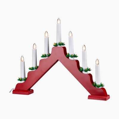 CHRISTMAS CANDLE BRIDGE CLASSI