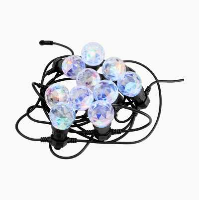 DISCO LAMP SLING USB