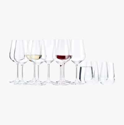 TABLE RUNNER RED CHRISTMAS -20