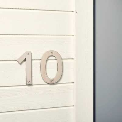 HOUSE NUMBER 150MM-0