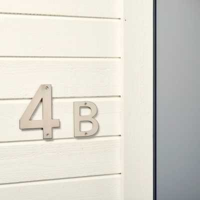 HOUSE NUMBER 150MM - 4