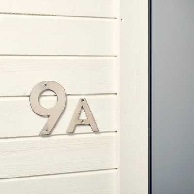HOUSE NUMBER 150MM - 9