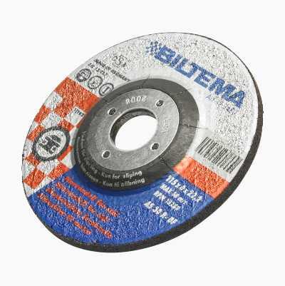 Hub disc