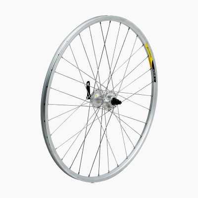 "Front wheel 26"" (559 mm)"