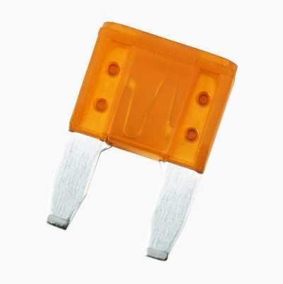 Flat Pin Fuses, mini, 10-pack