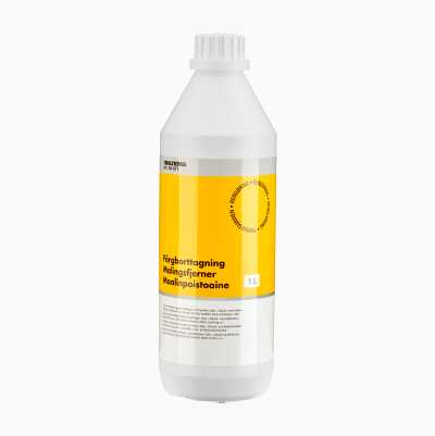 Paint remover gel