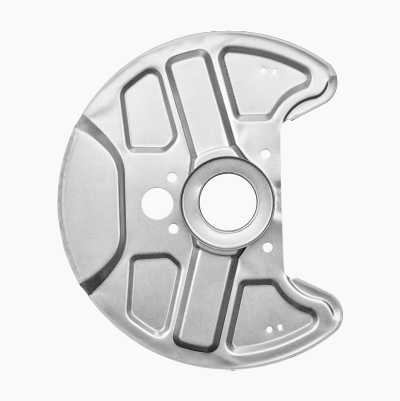 Brake Shield Volvo, front