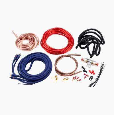 Starter Kit, High End Cables