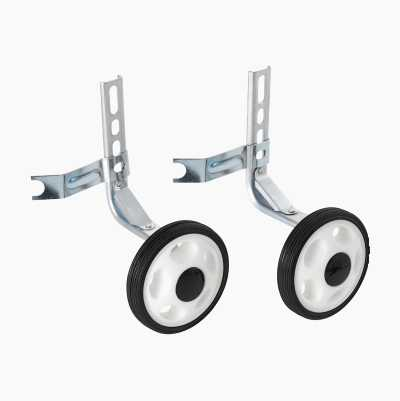 Stabiliser wheels, 2 pcs