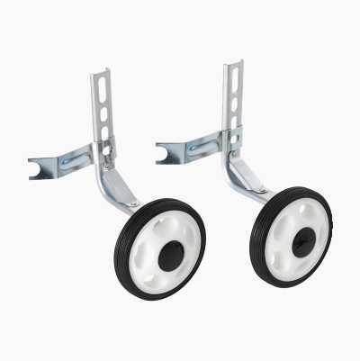 Støttehjul, 2 stk.
