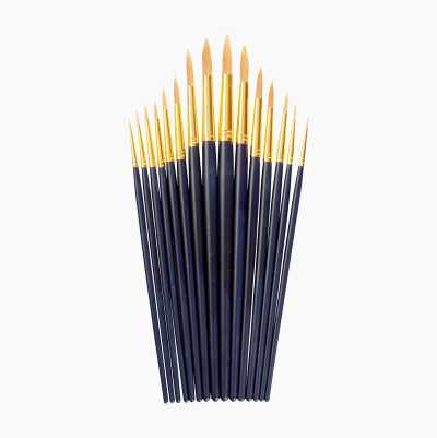 Paintbrushes, 15-pack