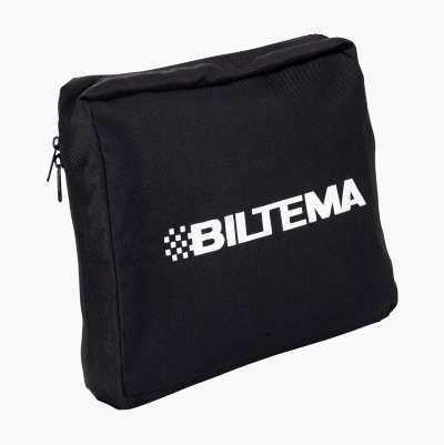 Storage bag for fold-up bikes