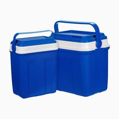 Cooler Box Set 24 + 12 l