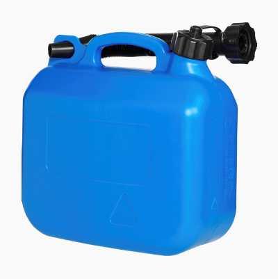 Bensinkanne, etanol