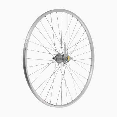"Rear wheel, 28"" (622 mm)"
