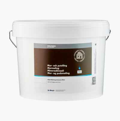 Wall and grouting paint