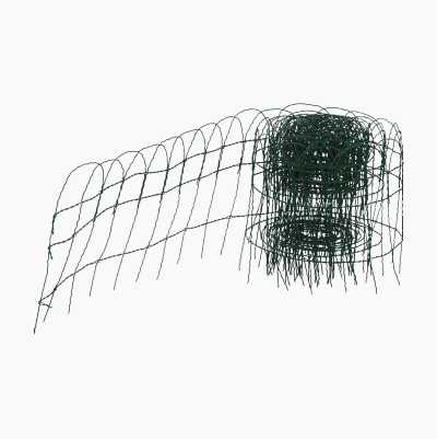 Flowerbed Fence