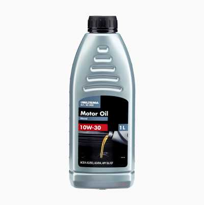 Engine oil 10W–30