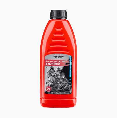 Snow scooter oil