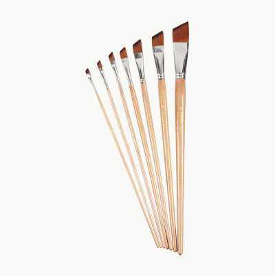 Paintbrushes, 7-pack