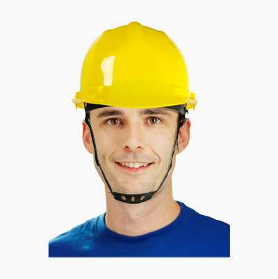 Chinstrap for safety helmet