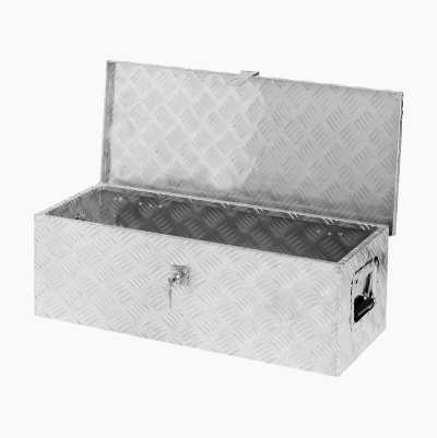 Værktøjskasse, aluminium