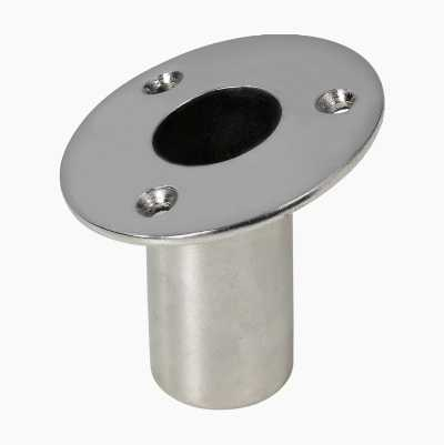 Flagpole bracket