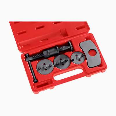 Brake Piston Tool Kit, 5 parts