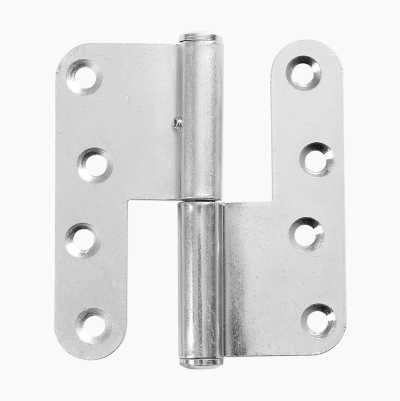 Adjustable door hinges, 2 pcs
