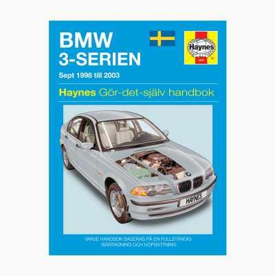 REPARATIONSHÅNDBOG BMW 3-SERIE