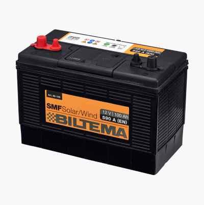Vedligeholdesfrit batteri