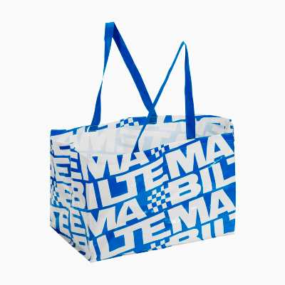Biltema shopping bag