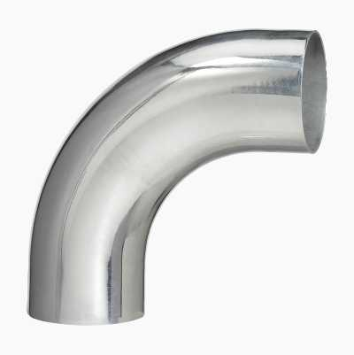 Aluminium tube for sport air filter