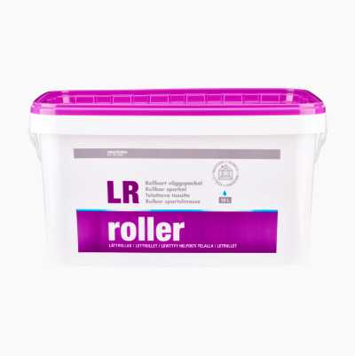 Rollable wall plaster LR