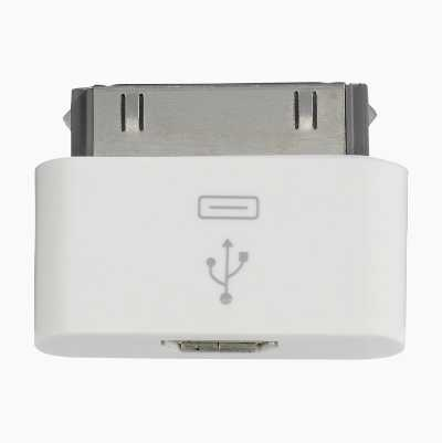 Adapter micro USB till iPhone/iPad