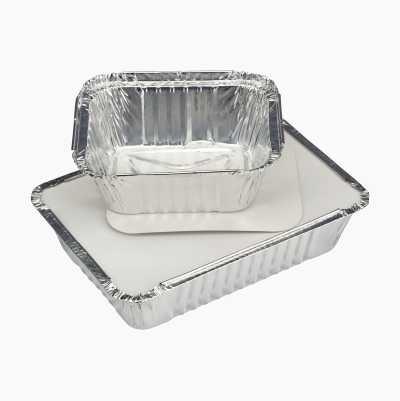 Alumiinivuoat, 10:n pakkaus