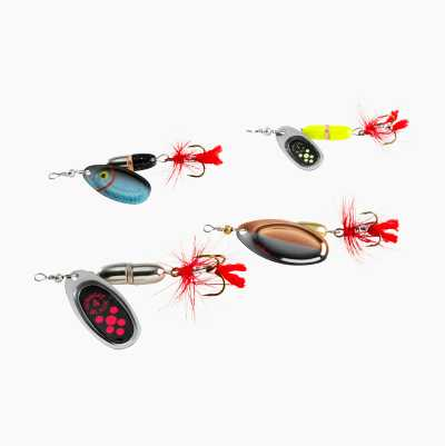 All-Round Spinners, 4-pack
