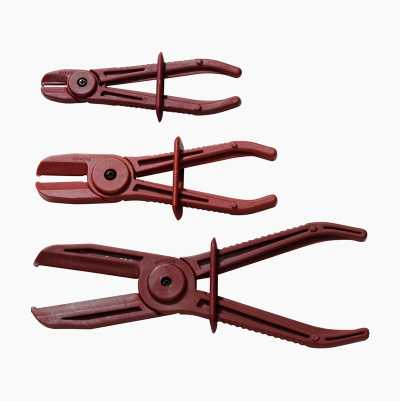 Crimping Pliers Set, 3-pack