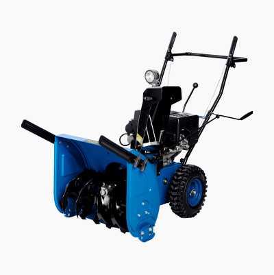 Snow Thrower ST 6502