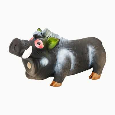 Grunting dog toys