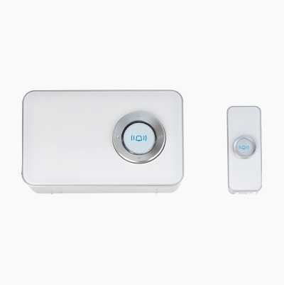 Doorbell, wireless