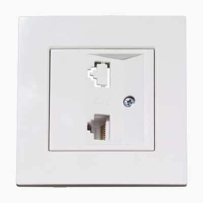Computer Wall Socket