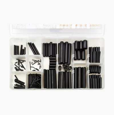 Spring dowel set, 174 parts