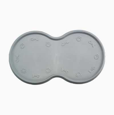 Dog Bowl Mat