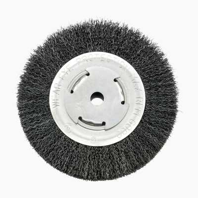 Circular brush, steel