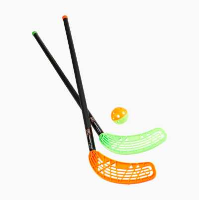 Floorball Set, 80 cm
