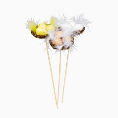 Kukkaruukun koriste, pääsiäiskoriste